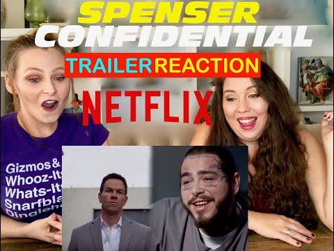 Spenser Confidential - Mark Wahlberg   Official Trailer REACTION   Netflix Film