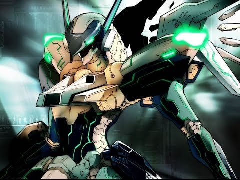 Zone Of The Enders Full Movie All Cutscenes Cinematic