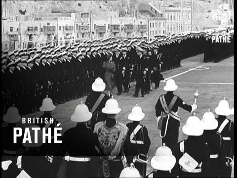 Princess Meets The Navy In Malta (1949)
