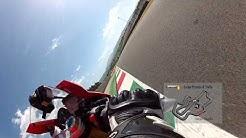 300 Km/h in Mugello ! Alex Hofmann auf der Aprilia RSV4 - Onboard Lap für Sport 1 !