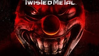 All Twisted Metal Cutscenes Movie