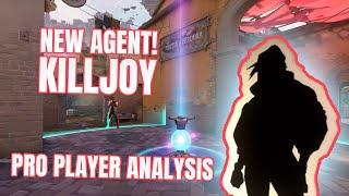 VALORANT Agent Killjoy Broken!? Pro Review of Abilities