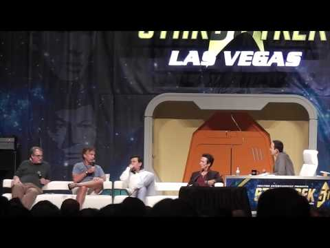 Enterprise Panel at the 2016 Star Trek Convention