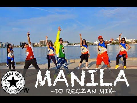 MANILA | DJ Reczan mix | Zumba® | Dance Fitness | Dhonz Librel
