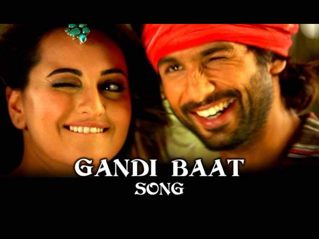 gandi baat full song audio...(RAMBO RAJKUMAR)[shahid,sonakshi n prabhudeva] Travel Video