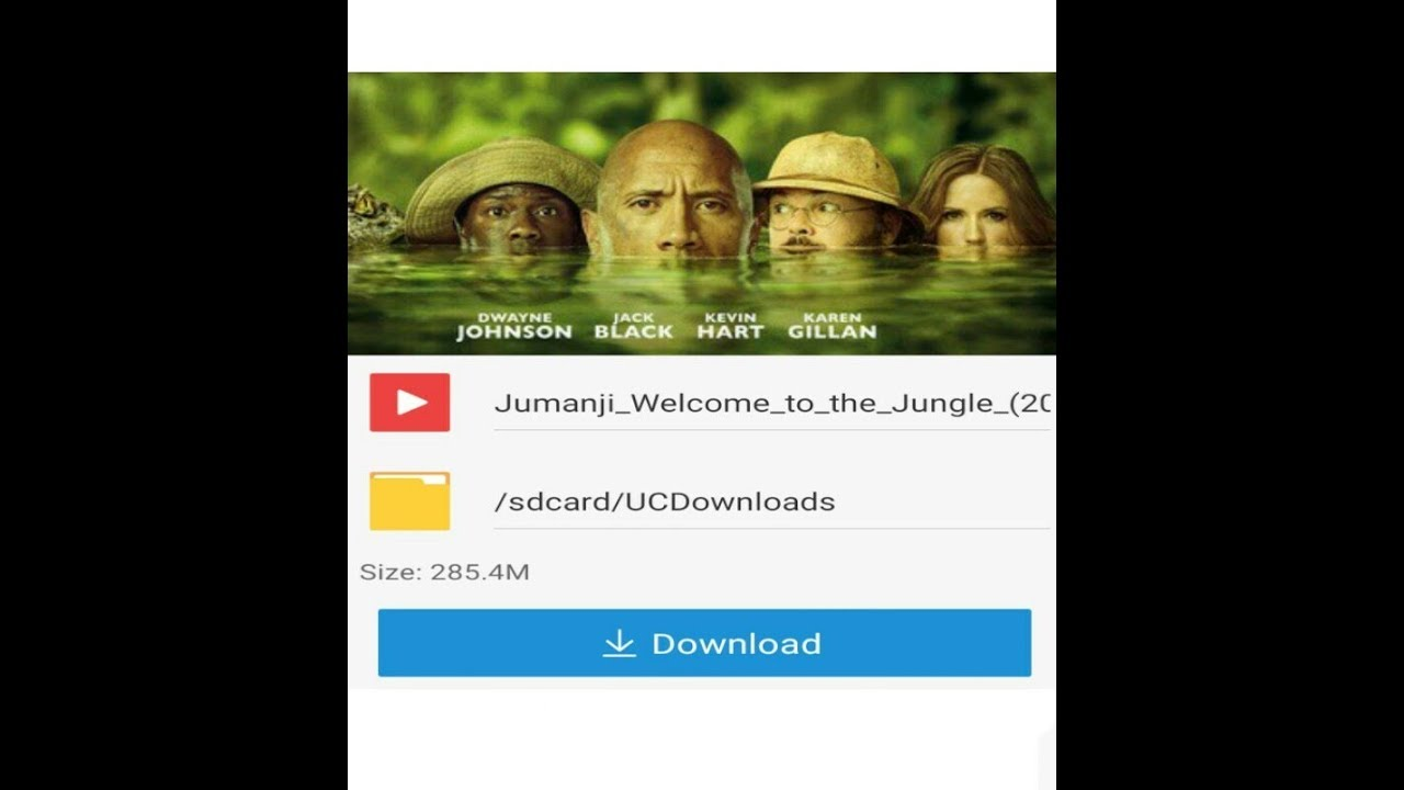 Download How to download JUMANJI 2 full movie dubbed in hindi full movie in HD