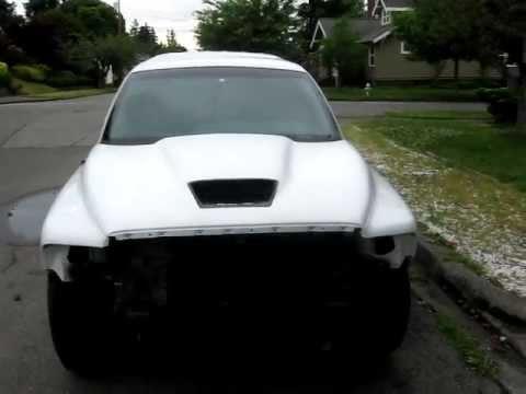 Custom 2000 Dodge Durango (before) - YouTube