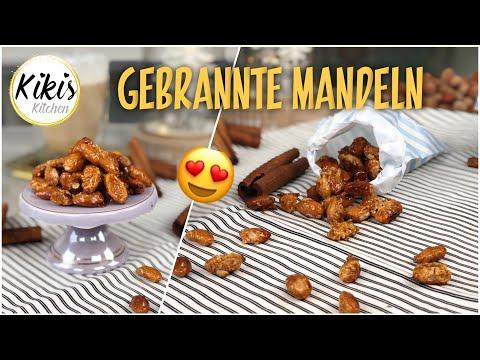 Gebrannte Mandeln Wie Vom Weihnachtsmarkt / Wie Sie Euch 100% Gelingen / Rezept