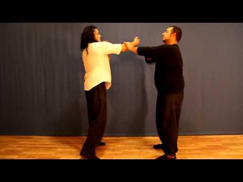 CTD Wing Chun chi Sao libre, Jean Paul Bolea 2013