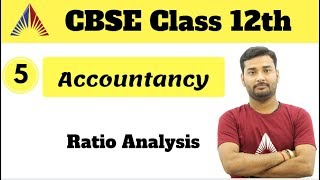 5:00 PM - CBSE Class 12th Live Class (NCERT) - Accountancy By Ankit Sir Ratio Analysis