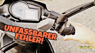 🔴 Scooter E-STARTER geht wieder (unglaublicher Fehler!!)