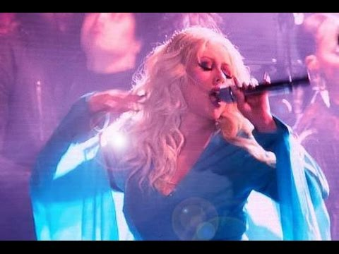 Christina Aguilera - Event for SAP - Cabo San Lucas