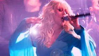 Christina Aguilera - Event for SAP - Cabo San Lucas