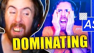 Asmongold Reacts to Himself DOMINATING Twitch