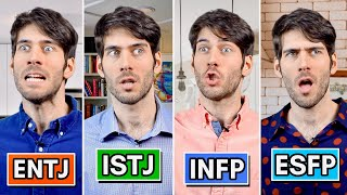 16 Personalities as Brothers