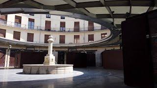Covid-19 Valencia! Shopping Run Mercado Central To Mercado, Plaza Redonda - Calle San Vicente Martir
