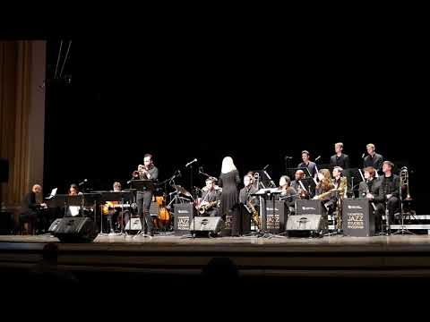 CU's Thompson Concert Jazz Ensemble With M. Schneider - Feb 15, 2018 @ Macky  - Last Season