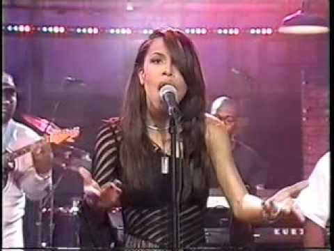 Aaliyah (Journey to the Past) Rosie O'Donnel show