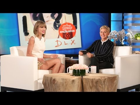 Taylor Swift Talks '1989'