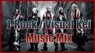 A (quick) look into J-ROCK & VISUAL KEI ::: Music Mix :::