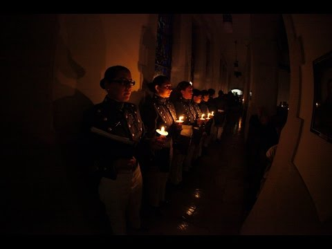 2015 Citadel Christmas Candlelight Service