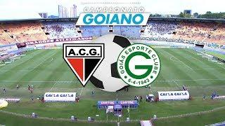 Campeonato Goiano 2018: Atlético-GO x Goiás - 13ª Rodada (11/03/2018)