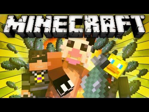 Minecraft: The Fish Guy (Minecraft Machinima)