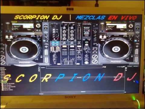 MUSICA NACIONAL ECUATORIANA REMIX  VOL 2 SCORPION DJ