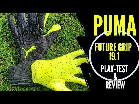 Puma Future Grip 19.1 Goalkeeper Glove Review & Play-Test