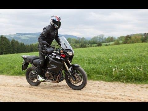 "Yamaha Super Tenere - ""Reiseenduro-Test 2012"""