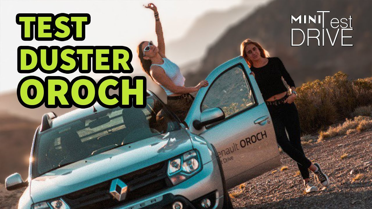 Hemos Analizado La Duster Oroch 4x4 Y Te Sorprender U00e1