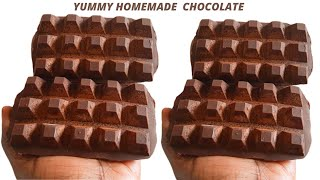HOMEMADE CHOCOLATE THE KENYAN WAY | Naturalktedy
