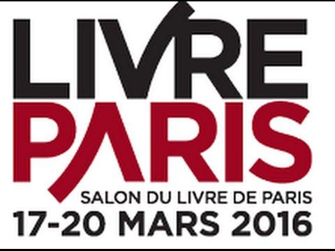Vidéo Spot TV Le Salon du Livre - Voix Off: Marilyn HERAUD