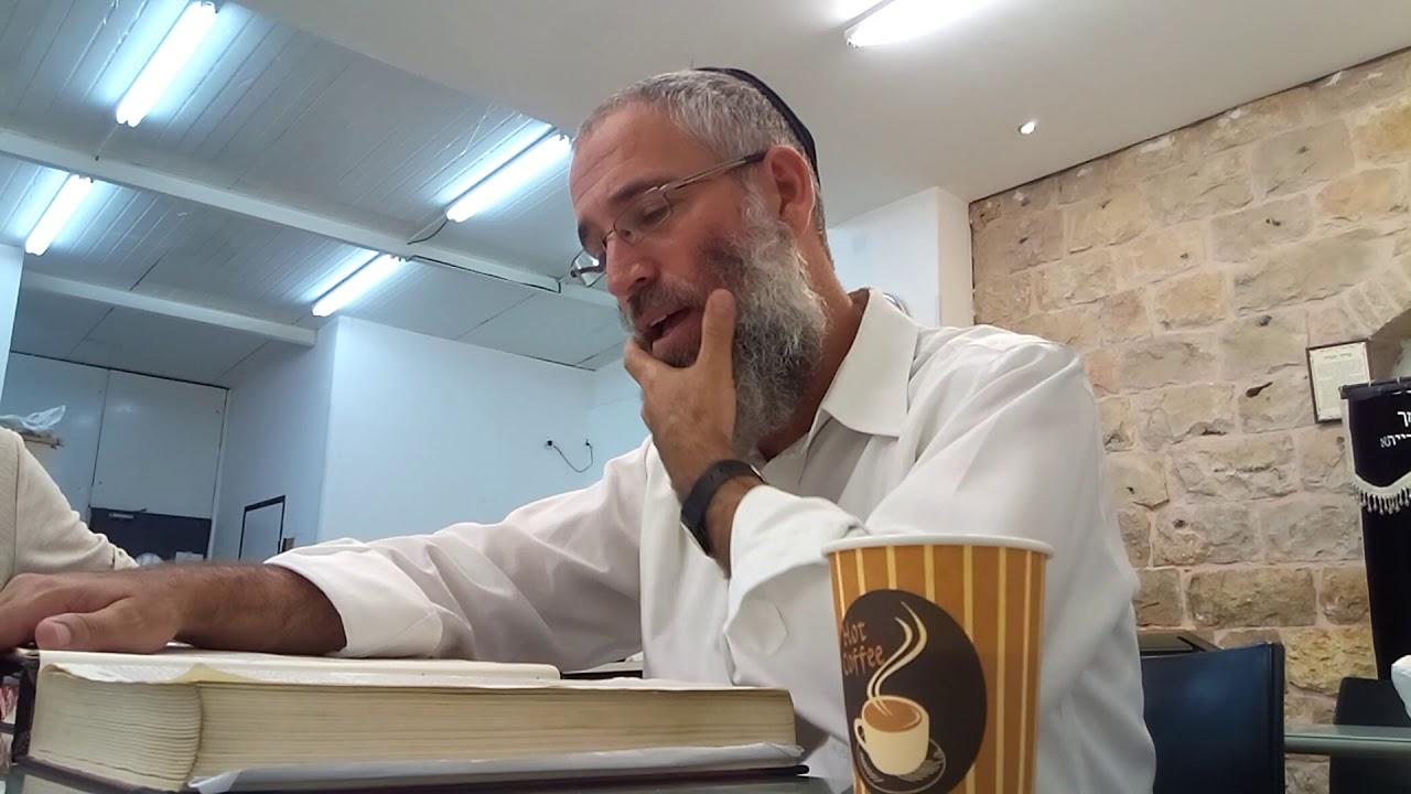 הרב משה אורן   לימוד מדרשי הגמרא