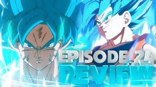 Dragon Ball Super Episode 24 Review~Rematch! Goku vs Frieza!