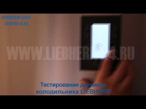 Ремонт Модуля Управления Холодильника liebherr модель CBP4056