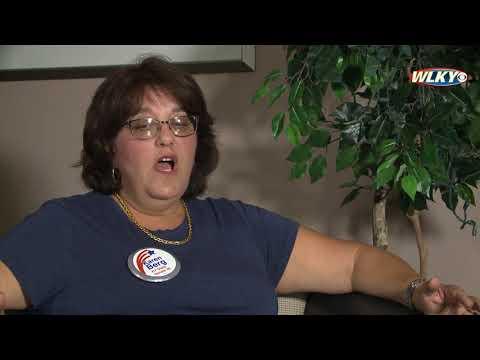 Kentucky State Senate District 26 candidate Karen Berg