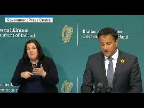 Taoiseach Leo Varadkar's