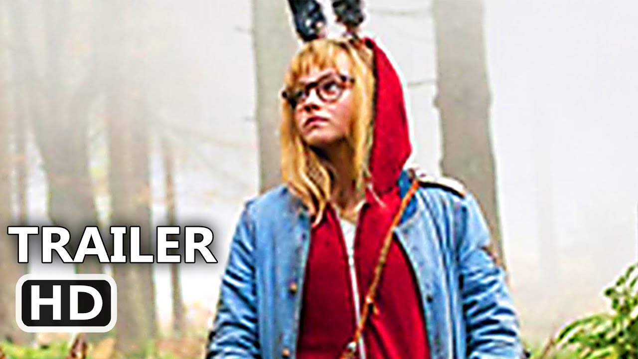 I KILL GIANTS Movie Clip Trailer (2018) Zoe Saldana, Comic-Book Movie HD