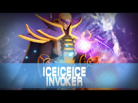 |DOTA2| iceiceice plays Invoker |PUB Game|