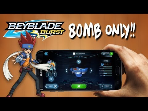 [80 Mb] How To Download Beyblade Burst In Android