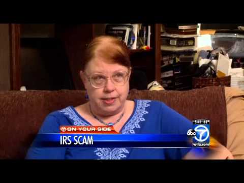 IRS scam victim speaks out