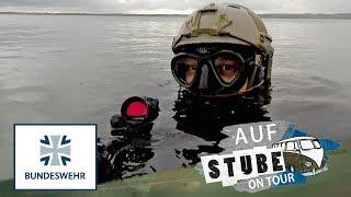 #62 Auf Stube on Tour: Die Kampfschwimmer 1/3 - Bundeswehr