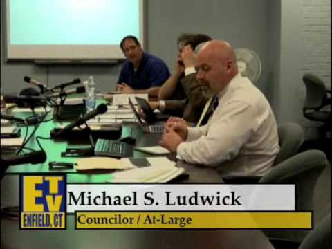 Enfield, CT - Town Council: Budget Discussion - April 10, 2017