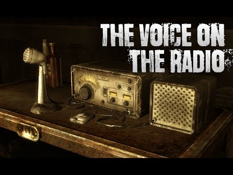 """The Voice on the Radio"" (Creepypasta) *4th of July Special*"