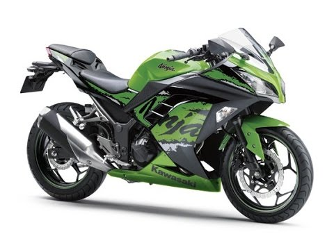 Kawasaki Ninja 250 Model Year 2017