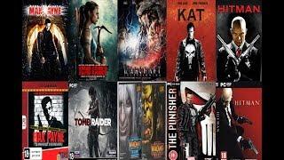 КИНО НА ВЕЧЕР 5 лучших фильмов по мотивам игр