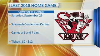 Community Corner: Savannah Derby Devils