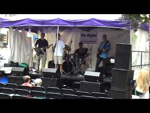 Pinball Wizard, The Digits! Uncorked Wine and Music Festival, 8/23/2014
