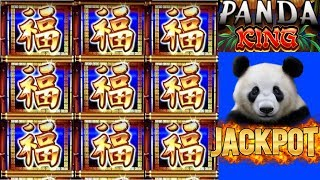 High Limit PANDA KING Slot Machine HANDPAY JACKPOT | High Limit QUICK HIT Slot Machine